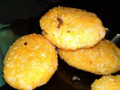 Арабские пирожки с начинкой из баранины
