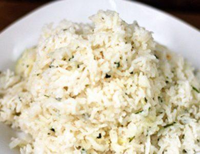 Рис с кокосовой
